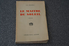 La maitre du soleil J.E. Chable / Ref H3NP