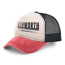 Kenworth Vintage Trucker Cap KW Truck Hat