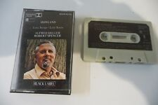 JOHN DOWLAND K7 AUDIO TAPE CASSETTE. LUTE SONGS. ALFRED DELLER- ROBERT SPENCER.
