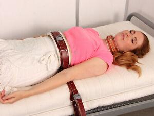 abschliessbarer Humane Restraint Bauchgurt 82-99 cm