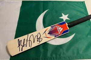 "Babar Azam (Pakistan)  - Signed Adidas ""Pellara"" Mini Cricket Bat + C.O.A."