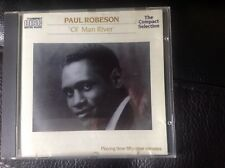 "Paul Robeson ""Ol' Man River"" - 59+ Minutes Iconic Recordings."