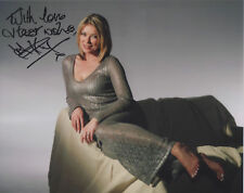 CLAIRE KING Signed 10x8 Photo EMMERDALE And BAD GIRLS COA