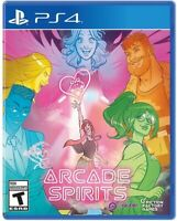 Arcade Spirits for PlayStation 4 [New Video Game] PS 4