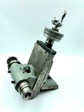 Watchmaker Lathe Shaublin Milling Attachment Slide 8mm Collet