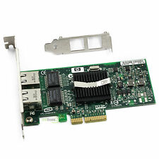 Intel EXPI 9402PT PRO/1000 PT HP NC360T PCIe Dual Port Server Adapter