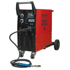 Sealey Professional Gas/No Gas MIG Welder 250Amp with Euro Torch MIGHTYMIG250