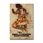 Inglourious Basterds Movie Poster Film Wall Art Print Picture Dorm Room Decor