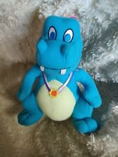 """Dragon Tales Live Ord Blue 6"""" Stuffed Plush pre owned gently used condition"""