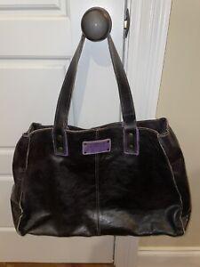 Bed Stu Customized Arlington Leather Bag