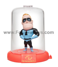 "1x DISNEY INCREDIBLES 2 DOMEZ MR. INCREDIBLE [CHASE] 2"" COLLECTIBLE MINI FIGURE"