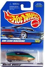 1998 Hot Wheels #812 GM Lean Machine