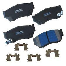 Disc Brake Pad Set-Stop Semi-Metallic Brake Pad Front Bendix SBM510