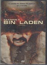 DVD -  Cazando A Bin Laden NEW Code Name Geronimo FAST SHIPPING!