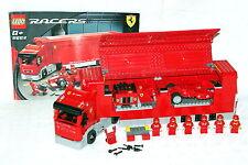 Lego Racers 8654 Scuderia Ferrari Truck vom Händler