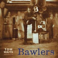 Tom Waits New Sealed 180g Reissue Remastered 2lp Brawlers