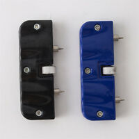 Blue Balck Rectangle Watch Back Case Cover Opener Remover Wrench Repair Kit Tool