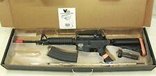 Valken V12 ULTRA SOPMOD Black HPA Airsoft Rifle 73728