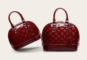 Women's PU Leather Crossbody Bag Handbag Shoulder Messenger Travel Tote Shell
