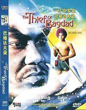 The Thief Of Bagdad All Region DVD Conrad Veidt, June Duprez, Sabu, John Justin