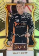 2017 PANINI SELECT RACING NASCAR SILVER PRIZM PARALLEL MATT TIFFT NO. 3