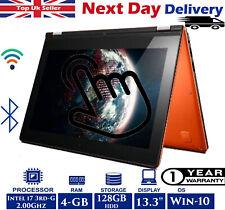 "Lenovo Ideapad Yoga 13 13.3"" Touch Laptop Intel i7 3rd-Ge 2Ghz 4GB RAM 128GB SSD"