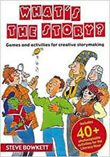 What's the Story?: Games and Activities for Creative Storymaking, New, Bowkett,