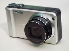 Sony Cyber-shot DSC-H70 16.1MP Digital Camera - Silver