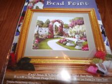 "Design Works GARDEN OF PEACE Bead Point Kit Area 8""  x 10"""