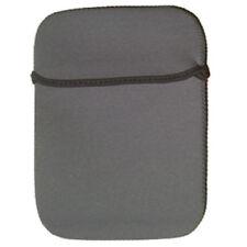 Gray Neoprene Soft Tablet Sleeve Case Bag for iPad Air iPad 2 3 4 6th 2017 2018