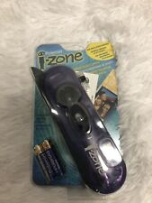 Polaroid I-Zone New in Package w/Batteries  I Zone Purple w/ Sticker Film