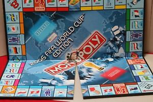 Monopoly Spares for 2006 Fifa, Moshi Monsters, Cheaters, Here & Now Electronic