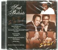 Soul Ballads: R&B Soul by Various Artists (CD, 2005)  BRAND NEW ~ SEALED
