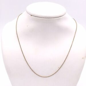 "Pandora 14K chain 17.5"" NECKLACE"