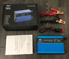 300W 600W Modified Sine Wave Inverter 12v Watt 230v AC Car USB Volt FREE P&P