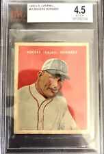 1932 U.S. Caramel #11 Rogers Hornsby VG-EX+