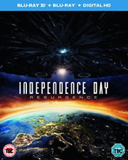 Independence Day 3D Bd (UK IMPORT) DVD NEW