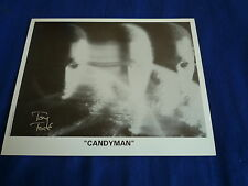 TONY TODD signed Autogramm 20x25 cm In Person CANDYMAN