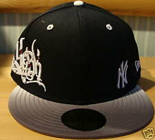 New York Yankees Wicked Fade Custom New Era Hat Cap 7