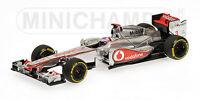 MINICHAMPS 530 124373 McLAREN MERCEDES F1 model Showcar J Button 2012 1:43rd