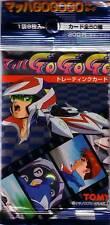 Speed Racer / Mach Go Go Go Trading cards Sealed Box