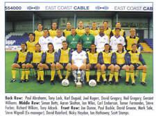 COLCHESTER UNITED FOOTBALL TEAM PHOTO>1998-99 SEASON