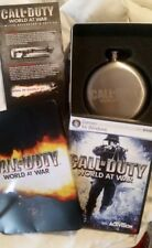 Call of Duty: World at War - Limited Collector's Edition (PC, 2008) Shirt & Cap