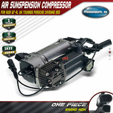 Air Suspension Compressor Pump for Audi Q7 4L VW Touareg 7L Porsche Cayenne 955