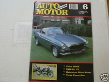 AMK 1990-06 VOLVO 1800E,NSU 501 TS,MATCHLESS SILVER ARROW,MG,HORSE POWER RUN,