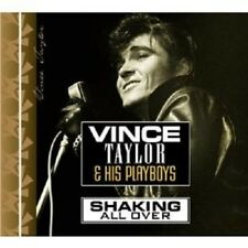 VINCE AND HIS PLAYBOYS TAYLOR - SHAKING ALL OVER  CD NEUF