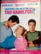 Win A Date With Tad Hamilton (DVD, 2004) *USED *