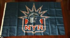 New York Rangers Lady Liberty 3x5 Flag. US seller. Free shipping within the US