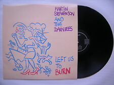 Martin Stephenson & The Daintees - Left Us To Burn / Big North Lights, SKX44 Ex