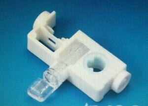 10x VERTICAL BLIND CARRIER ONLY FOR TRACK SLATS/BLADES SPACER LINK CLIP J-HOOK